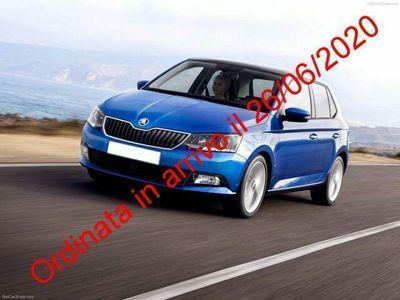 usata Skoda Fabia 1.0 MPI 75 CV Wagon Design Edition