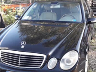 usata Mercedes E400 E 400 CDI cat Avantgarde