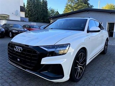usata Audi Q8 50 TDI 286 CV quattro anche a Noleggio*