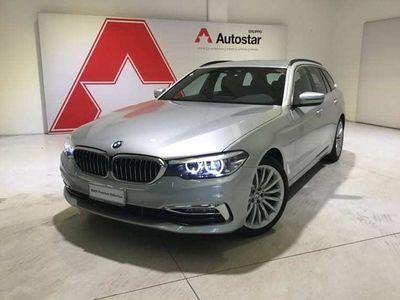 usata BMW 520 SERIE 5 TOURING d xDrive Touring Luxury