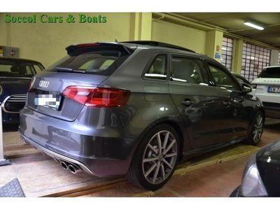 usata Audi A3 S3 SPB 2.0 TFSI quattro