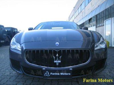 brugt Maserati Quattroporte Diesel