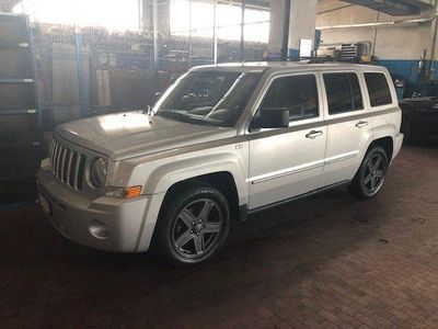 second-hand Jeep Patriot 2.0 Turbodiesel DPF Limited