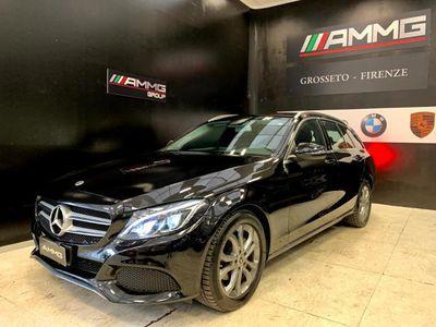 usata Mercedes C200 d S.W. Auto Sport (185) GR