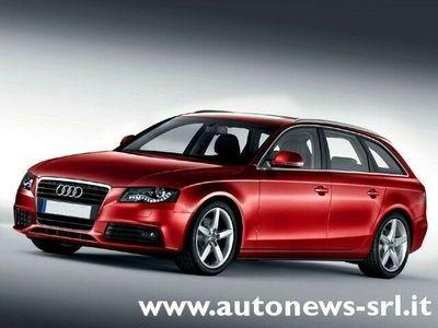 usata Audi A4 Avant 2.0 TDI 143CV F.AP. Advanced