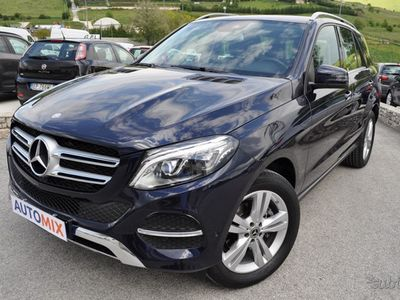 second-hand Mercedes GLE250 4 Matic