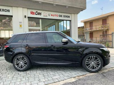 usata Land Rover Range Rover Sport 3.0 TDV6 HSE Dynamic SILVER EDITION TFT Digitale