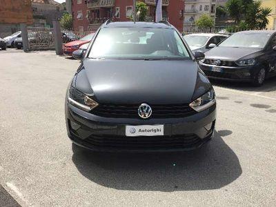 usata VW Golf Sportsvan 1.6 TDI Trendline BlueMot