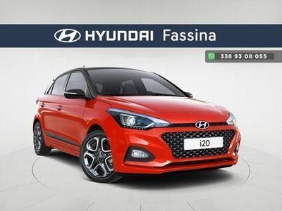 brugt Hyundai i20 1.2 75cv 5 porte Advanced