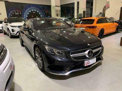 usata Mercedes S500 Coupé 4Matic Premium AMG