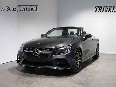 usata Mercedes 220 Classe C cabriod Premium 4matic auto