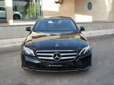 używany Mercedes E200 Auto Sport SOLI 11242 KM COMAND DVD TELECAMERA