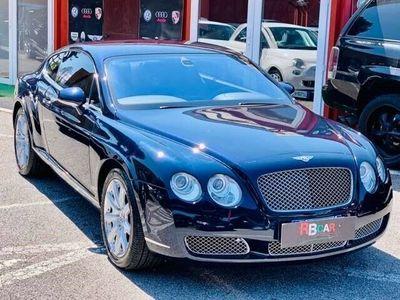 usata Bentley Continental GT/TAGLIANDI /GARANZIA/RATE/PERMUTE