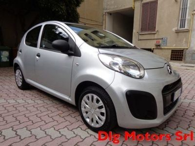 usata Citroën C1 1.0 5 porte Attraction 79.000km rif. 13293703