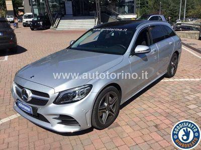 usata Mercedes 220 CLASSE C SW C SWd Premium 4matic auto