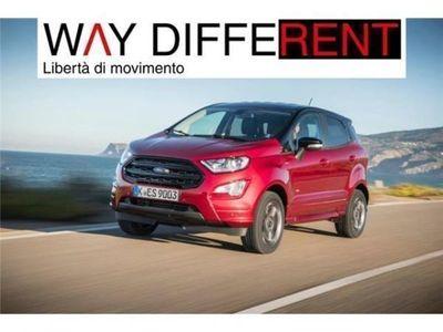 usata Ford Ecosport 1.5 TDCi 100 CV Start - Noleggio lungo termine