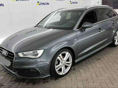 usata Audi A3 1.6 tdi 110cv S line plus ambition