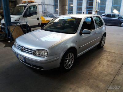 usata VW Golf IV TDI 101 CV TOP NUOVO 3 PT CONF