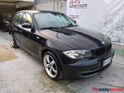 begagnad BMW 120 d cat 5 porte Attiva DPF AUTOM.