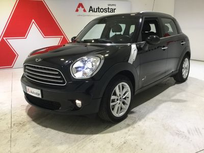 used Mini Cooper D Countryman 1.6 Business ALL4
