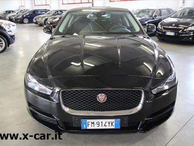 usata Jaguar XE 2.0d i4 Prestige Business edition 180cv auto my18