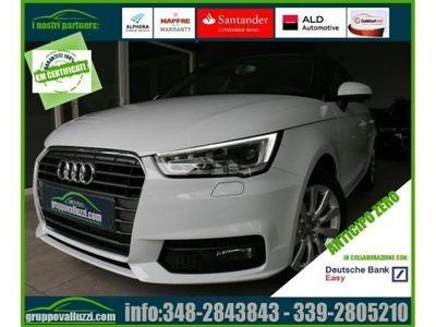 usata Audi A1 1.4 TDI ultra bicolor navi xeno pdc Bluetooth KM 0