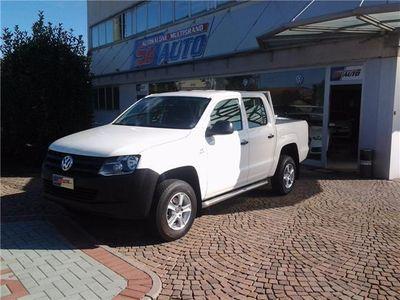 usata VW Amarok 2.0 TDI 140 CV 4MOTION Permanente Trendl
