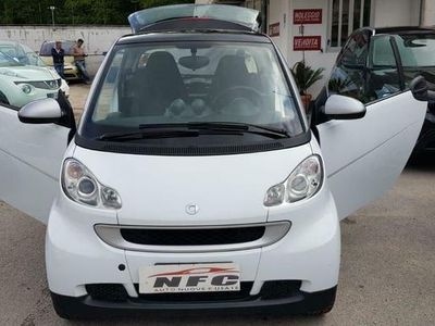 usata Smart ForTwo Cabrio Fortwo 800 33 kW passion cdi