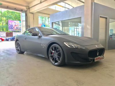 brugt Maserati Granturismo 4.7 V8 Sport Aut.