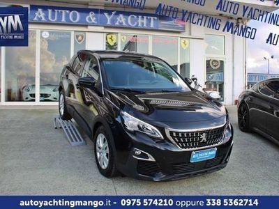 usata Peugeot 3008 BlueHDi 120 EAT6 S&S Allure Garanzia 12 mesi