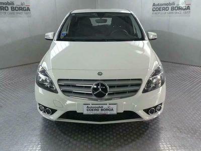 used Mercedes B180 Classe BCDI BlueEFFICIENCY Executive