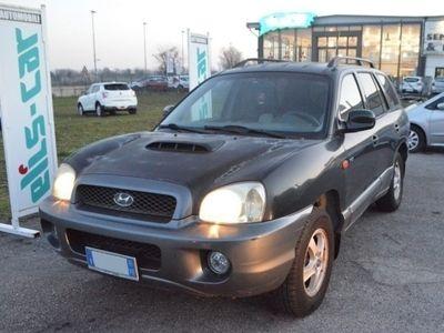 usado Hyundai Santa Fe 2.0 CRDi TD 4WD GL Plus