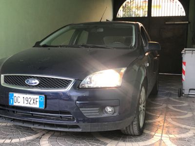 brugt Ford Focus 1.8 TDCI 2006 115 Cv