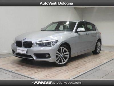 usata BMW 116 Serie 1 (F20) d 5p. Business