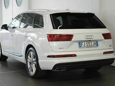 usata Audi Q7 3.0 TDI 272 CV quattro tiptronic Sport Plus S-line