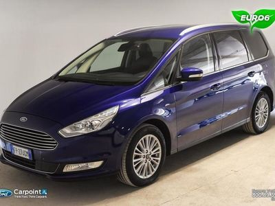 brugt Ford Galaxy 2.0 tdci Titanium Business s&s 150cv powershift my17