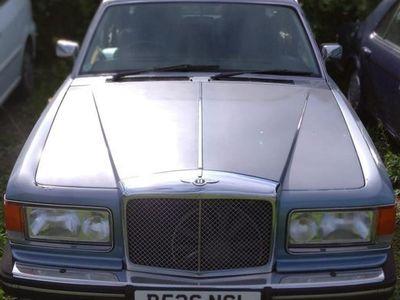usata Bentley Mulsanne GPL- 1986