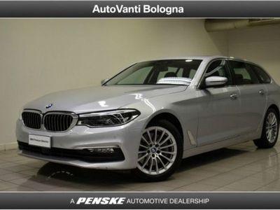 usata BMW 530 d xDrive Touring Business