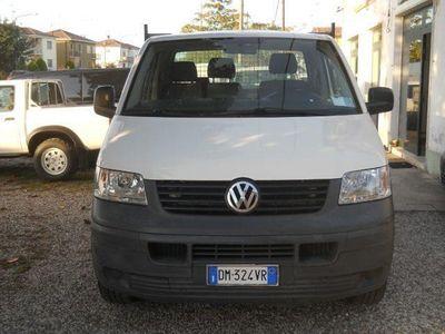 brugt VW Transporter 2.5 TDI/130CV ribaldabile trilaterale rif. 10255241