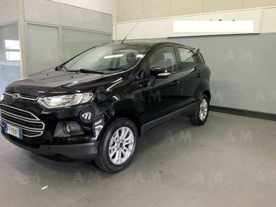 usata Ford Ecosport BUSINESS 1.5 TDCI