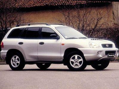 brugt Hyundai Santa Fe 2.0 CRDi TD 4WD GL Plus rif. 11361695