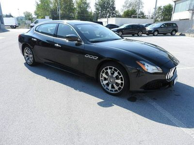 usata Maserati Quattroporte Quattroporte VI 20173.0 V6 ds 250cv auto
