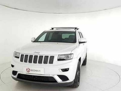usata Jeep Grand Cherokee 3.0 V6 CRD 250 CV Multijet II Summit del 2016 usata a San Giovanni Teatino