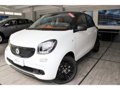 begagnad Smart ForFour 90 0.9 Turbo Passion