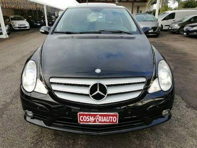 usata Mercedes R320 CDI cat 4Matic Premium Lunga