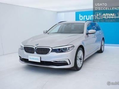 usata BMW 520 Serie 5 d Touring xdrive Luxury Aut.