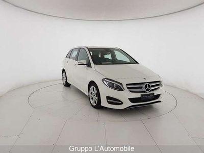 usata Mercedes B200 - T246 d (cdi) Sport auto