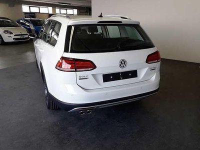 usata VW Golf Alltrack 7ª serie Variant 2.0 TDI DSG 4MOTION Exec