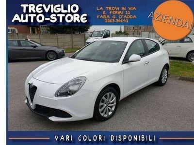 usata Alfa Romeo Giulietta 1.6 mjt 120cv CERCHI + SENSORI PARCHEGGIO + RUOTA)