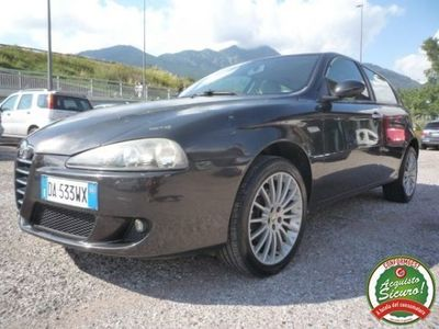 usata Alfa Romeo 147 1.9 JTD (120) 3 porte Exclusive